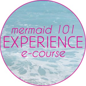 LEARN AND LIVE MERMAIDS WITH OUR MERMAID EXPERIENCE ECOURSE