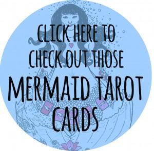 tarot card button