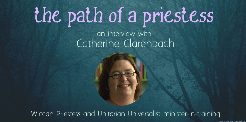 path of a priestess with catherine clarenbach