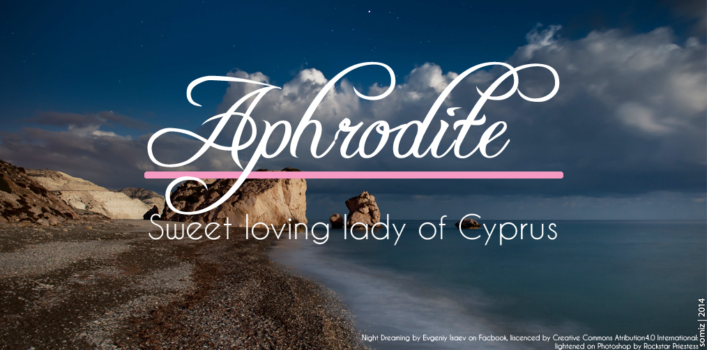 Sweet Aphrodite: Lover Goddess